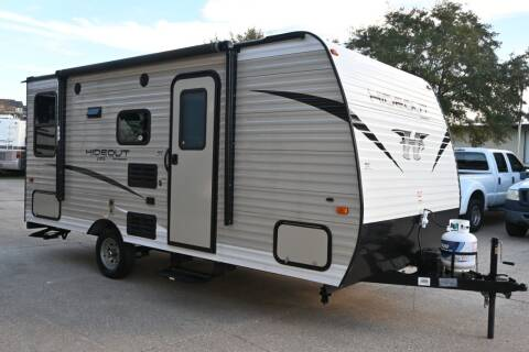 2019 Keystone Hideout 177LHS for sale at Thurston Auto and RV Sales in Clermont FL