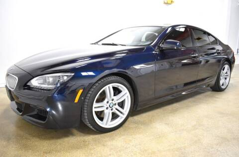 2015 BMW 6 Series for sale at Thoroughbred Motors in Wellington FL