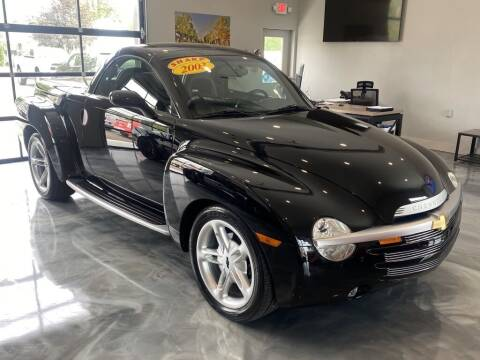 2003 Chevrolet SSR for sale at Crossroads Car & Truck in Milford OH