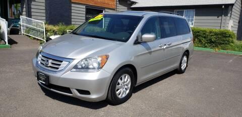 2009 Honda Odyssey for sale at Persian Motors in Cornelius OR