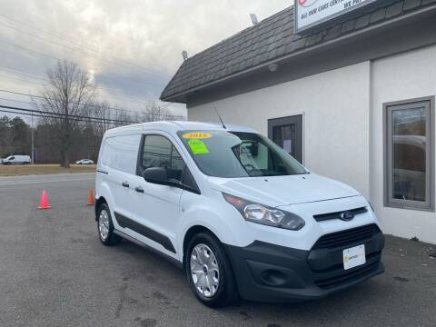 2018 Ford Transit Connect Cargo for sale at Vantage Auto Group in Tinton Falls NJ