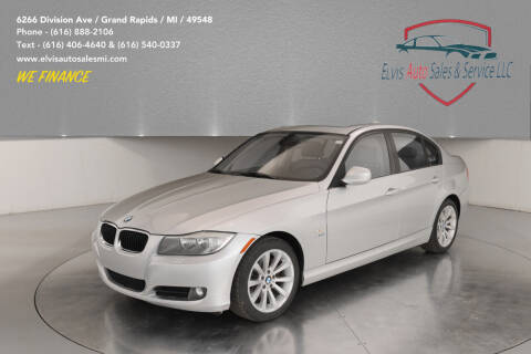2011 BMW 3 Series for sale at Elvis Auto Sales LLC in Grand Rapids MI