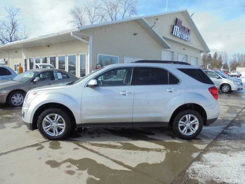 2014 Chevrolet Equinox for sale at Milaca Motors in Milaca MN