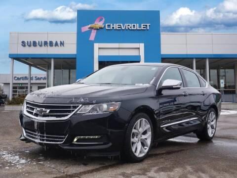 2020 Chevrolet Impala for sale at Suburban Chevrolet of Ann Arbor in Ann Arbor MI