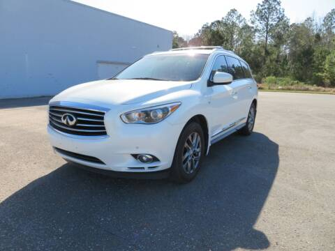 2014 Infiniti QX60 for sale at Access Motors Co in Mobile AL