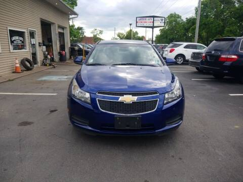 2012 Chevrolet Cruze for sale at Roy's Auto Sales in Harrisburg PA