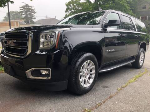 2019 GMC Yukon XL for sale at Beverly Farms Motors in Beverly MA