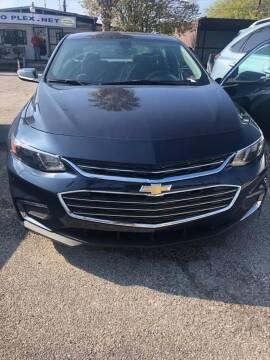 2017 Chevrolet Malibu Limited for sale at RICKY'S AUTOPLEX in San Antonio TX