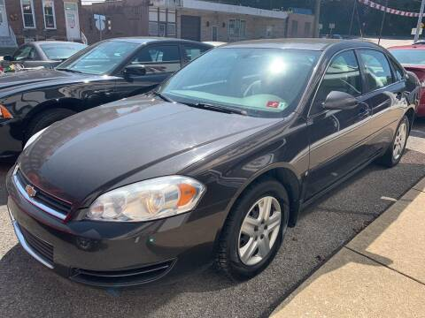 2008 Chevrolet Impala for sale at Turner's Inc - Main Avenue Lot in Weston WV