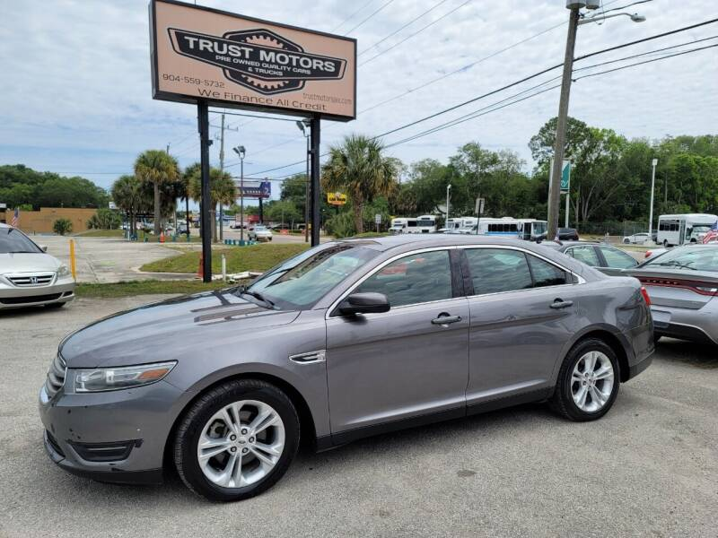 2014 Ford Taurus for sale at Trust Motors in Jacksonville FL