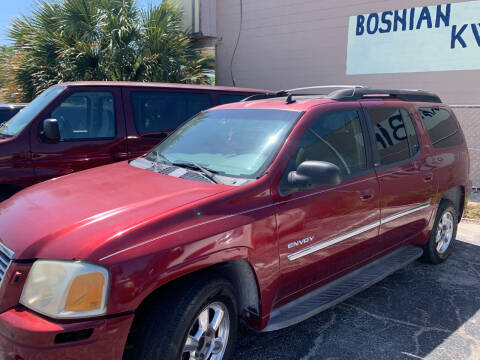 2006 GMC Envoy XL for sale at Castle Used Cars in Jacksonville FL
