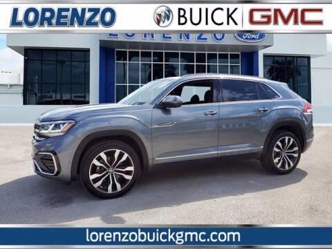 2020 Volkswagen Atlas Cross Sport for sale at Lorenzo Buick GMC in Miami FL