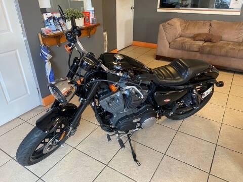 2016 Harley-Davidson SPORTER XL 1200 for sale at P J Auto Trading Inc in Orlando FL
