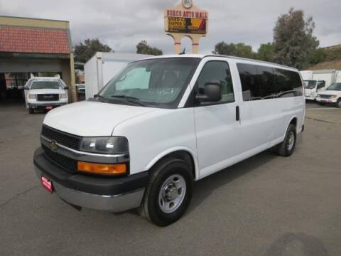 2013 Chevrolet Express Passenger for sale at Norco Truck Center in Norco CA