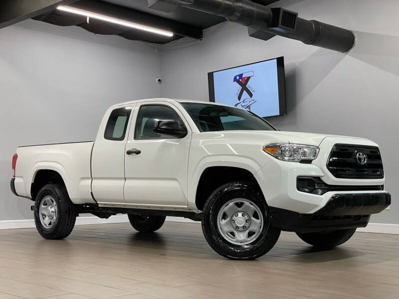 2016 Toyota Tacoma for sale at TX Auto Group in Houston TX