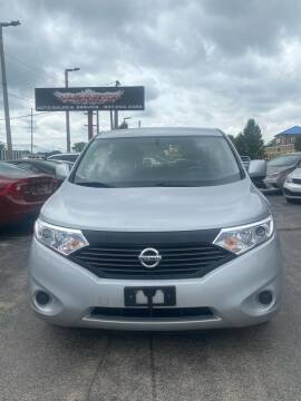 2015 Nissan Quest for sale at Washington Auto Group in Waukegan IL