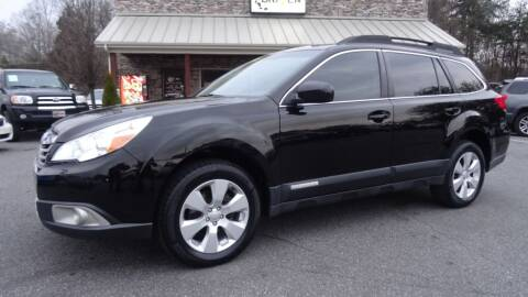 2011 Subaru Outback for sale at Driven Pre-Owned in Lenoir NC