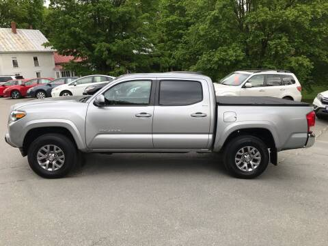 2016 Toyota Tacoma for sale at MICHAEL MOTORS in Farmington ME