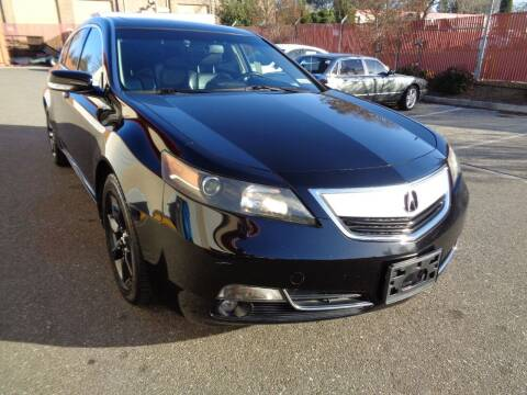 2013 Acura TL for sale at NorCal Auto Mart in Vacaville CA