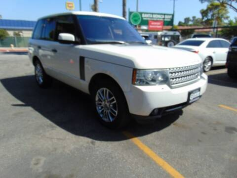2010 Land Rover Range Rover for sale at Santa Monica Suvs in Santa Monica CA