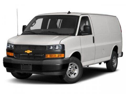 2019 Chevrolet Express Cargo for sale at Strosnider Chevrolet in Hopewell VA