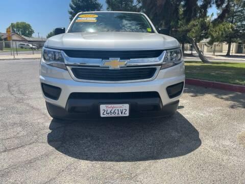 2019 Chevrolet Colorado for sale at Used Cars Fresno Inc in Fresno CA