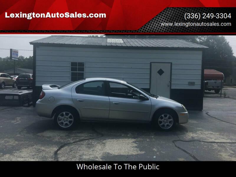 2005 Dodge Neon for sale at LexingtonAutoSales.com in Lexington NC
