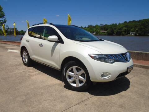 2009 Nissan Murano for sale at Lake Carroll Auto Sales in Carrollton GA