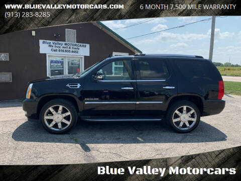 2011 Cadillac Escalade for sale at Blue Valley Motorcars in Stilwell KS