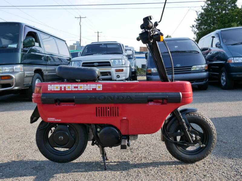 1981 Honda MOTOCOMPO for sale at JDM Car & Motorcycle LLC in Seattle WA