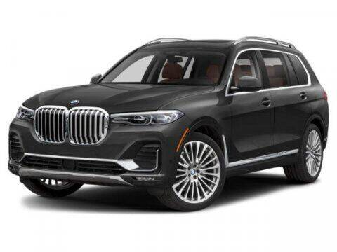 2022 BMW X7 for sale at Park Place Motor Cars in Rochester MN