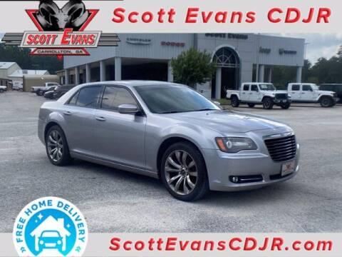 2014 Chrysler 300 for sale at SCOTT EVANS CHRYSLER DODGE in Carrollton GA