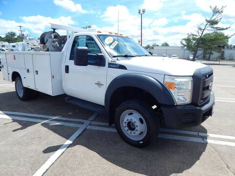2013 Ford F-550 Super Duty for sale at Vail Automotive in Norfolk VA