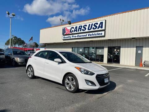 2013 Hyundai Elantra GT for sale at Cars USA in Virginia Beach VA