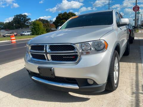 2013 Dodge Durango for sale at Matthew's Stop & Look Auto Sales in Detroit MI