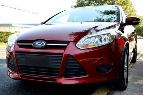 2014 Ford Focus for sale at Wheel Deal Auto Sales LLC in Norfolk VA