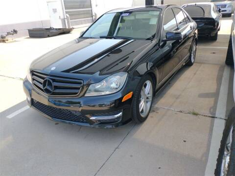 2013 Mercedes-Benz C-Class for sale at Excellence Auto Direct in Euless TX