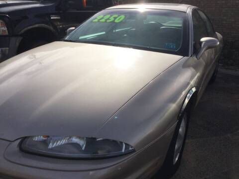1995 Oldsmobile Aurora for sale at LOWEST PRICE AUTO SALES, LLC in Oklahoma City OK
