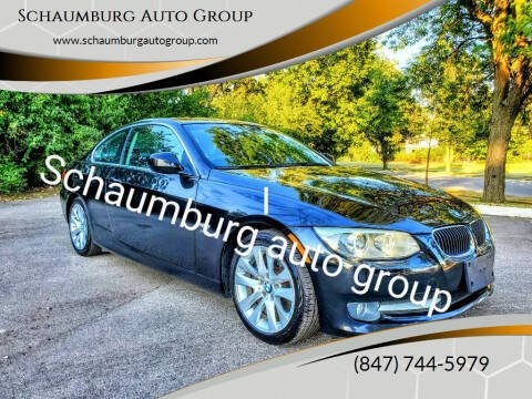 2012 BMW 3 Series for sale at Schaumburg Auto Group in Schaumburg IL