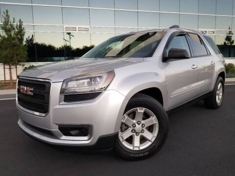 2015 GMC Acadia for sale at San Diego Auto Solutions in Escondido CA