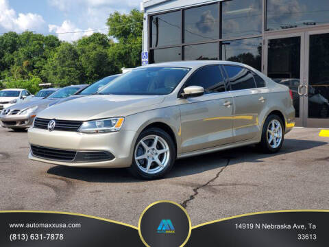 2014 Volkswagen Jetta for sale at Automaxx in Tampa FL