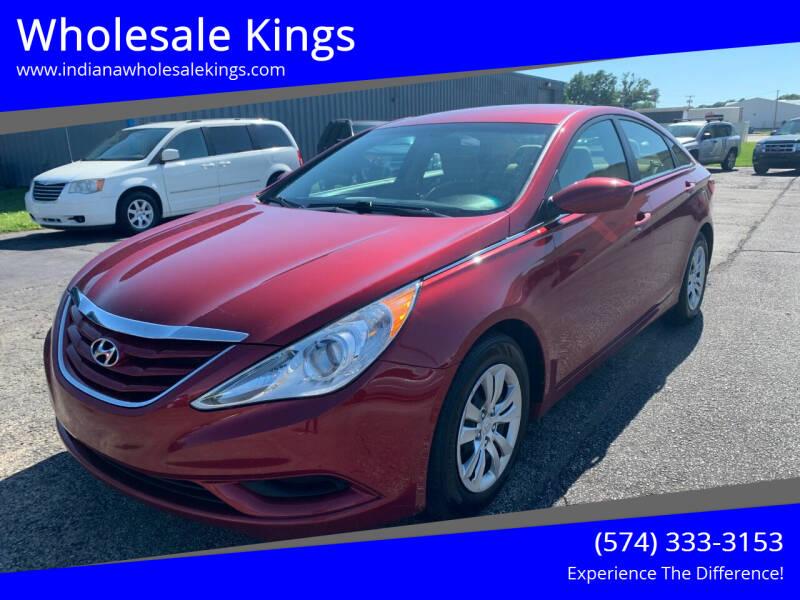 2012 Hyundai Sonata for sale at Wholesale Kings in Elkhart IN