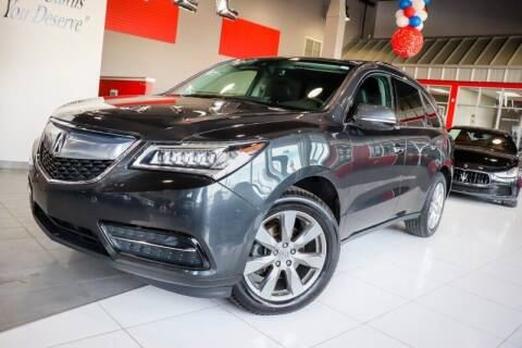 2016 Acura MDX for sale at Quality Auto Center of Springfield in Springfield NJ