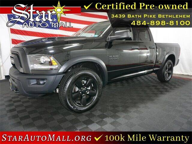 2020 RAM Ram Pickup 1500 Classic for sale at STAR AUTO MALL 512 in Bethlehem PA
