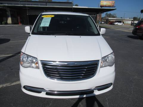 2016 Chrysler Town and Country for sale at Maluda Auto Sales in Valdosta GA