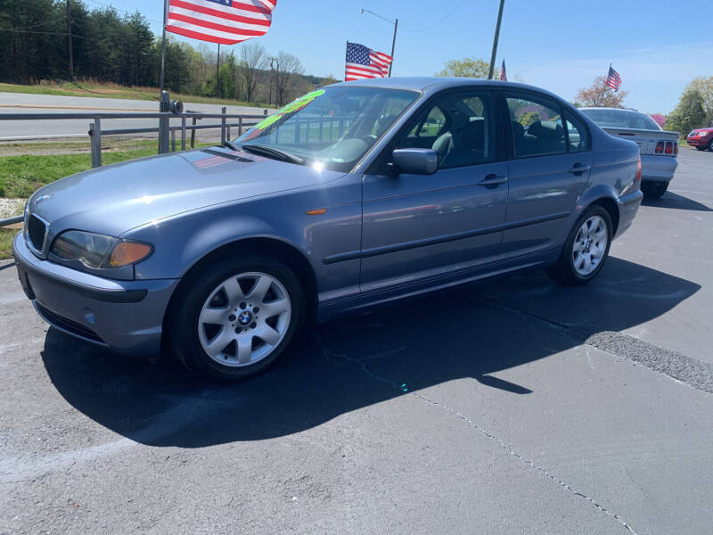 2003 BMW 3 Series for sale at Doug White's Auto Wholesale Mart in Newton NC