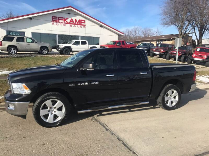 2011 RAM Ram Pickup 1500 for sale at Efkamp Auto Sales LLC in Des Moines IA