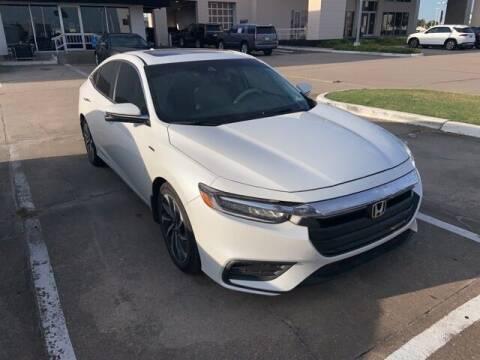 2020 Honda Insight for sale at Gregg Orr Pre-Owned Shreveport in Shreveport LA