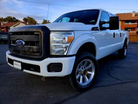 2015 Ford F-250 Super Duty for sale at INVICTUS MOTOR COMPANY in West Valley City UT