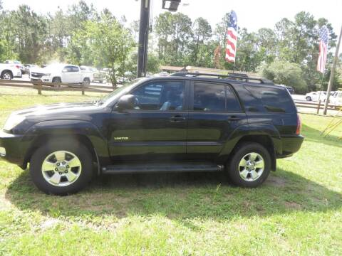 2005 Toyota 4Runner for sale at Ward's Motorsports in Pensacola FL